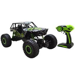 Costzon 1/10 Scale Off-Road Vehicle, 2.4Ghz 4 Wheel Drive Ro