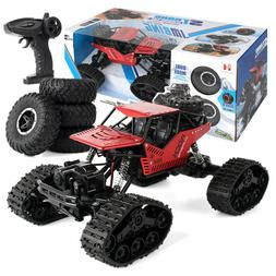 1/16 Four-wheel Drive Track RC Off-road Vehicle Remote Contr