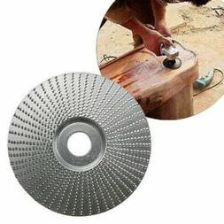 100mm Carbide Wood Sanding Carving Shaping Disc For Angle Gr