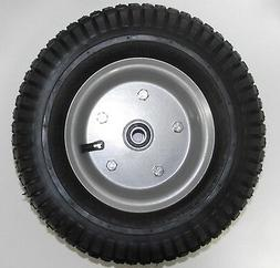 "12"" x 4"" Pneumatic Wheel 5/8"" Axle Use For Hand Truck Wheelb"