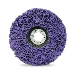 125mm Poly Strip Disc Abrasive <font><b>Wheel</b></font> Pai