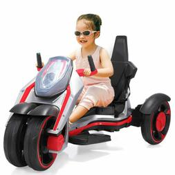 12V Kids Ride On Racing Car Battery Electric W/Music