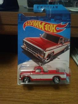Hot Wheels 1979 Ford F-150 Truck With Real Riders Sam Walton