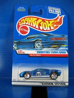1999 HOT WHEELS FORD GT40
