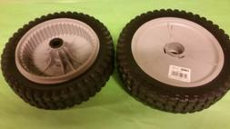 "2 Front Wheels Drive 8"" Walk Behind Mowers 672441 672441MA"
