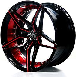 20 Inch Rims  - FULL Set of 4 Wheels - Made for MAX Performa