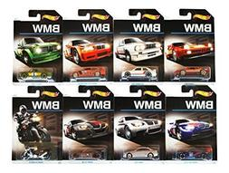 2016 Hot Wheels BMW 100th Anniversary Exclusive Series - Com