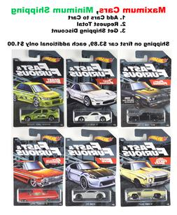 2019 Hot Wheels Fast and the Furious Walmart Exclusive -  Yo