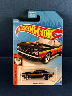 HOT WHEELS 2019 MUSCLE MANIA '68 COPO CAMARO CHEVY CHEVROLET