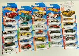 2021 Hot Wheels Cars with Newest Cases, You Pick!! / Updates