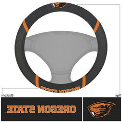 Fanmats 20633 Oregon State Steering Wheel Cover, Team Color,