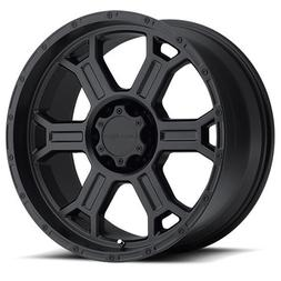 Vision 372 Raptor Wheel with Matte Black Finish