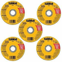 4-1/2-Inch Right Angle Grinder Kit Blades Metal and Stainles