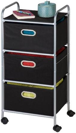 'Honey-Can-Do 41648 Rolling Laundry/Accessory Storage Cart w