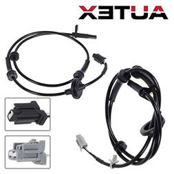 AUTEX 4pcs ABS Wheel Speed Sensor 47900-7Y000 ALS346 compati