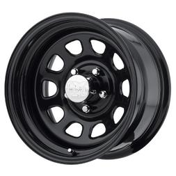 series 51 wheel with gloss black finish