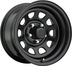 Pro Comp Wheels 51-5883F Rock Crawler Series 51 Black Wheel