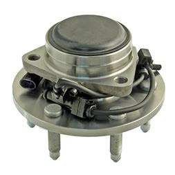 ACDelco 515054 Advantage Wheel Hub and Bearing Assembly with