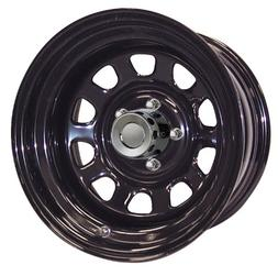 Pro Comp Wheels 52-65885 Rock Crawler Series 52 Black Monste
