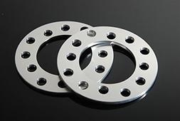 "Customadeonly 5mm 3/16"" Universal Wheel Spacers for 5x100 5x"