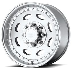Vision 81 Hauler Single Machined Wheel with Machined Finish