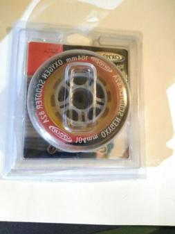 82a replacement scooter wheels 104mm set of