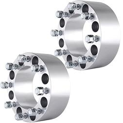 ECCPP 8x6.5 Wheel Spacers Adapters 8 Lug 2X 3 8x6.5 to 8x6.5