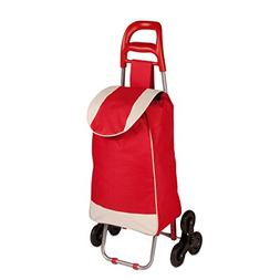 Honey-Can-Do CRT-02894 Large Rolling Knapsack Bag Cart with