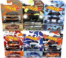 Hot Wheels, 2015 Exclusive Camouflage Series, '67 Shelby GT-