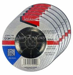 Makita 5 Pack - 4 1 2 Grinding Wheel For Grinders - Aggressi