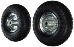 """10"""" AIR TIRES Wheels for Handtruck Dolly Go Kart Wagon Hand"""