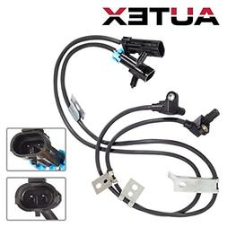 AUTEX ALS1184 Front Left & Right ABS Wheel Speed Sensor Comp