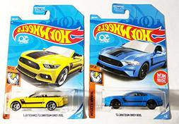 Hot Wheels 50th anniversary Muscle Mania Gift Pack 2018 Ford