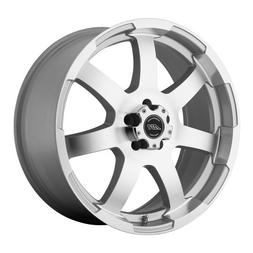American Racing AR899 Series Silver With Machined Face Wheel
