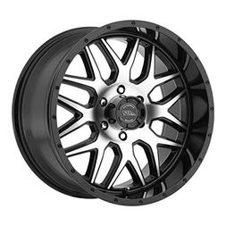 American Racing AR910 Gloss Black Wheel with Machined Face