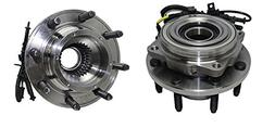 Detroit Axle - Brand New  Front Wheel Hub and Bearing Assemb