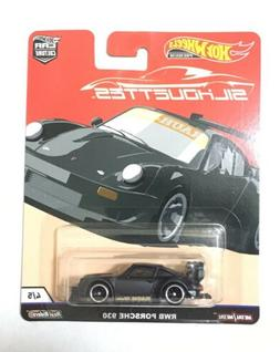 Hot Wheels Car Culture Cars Silhouettes 4/5 RWB Porsche 930