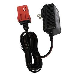 6-Volt Charger for Fisher-Price Power Wheels Red Battery