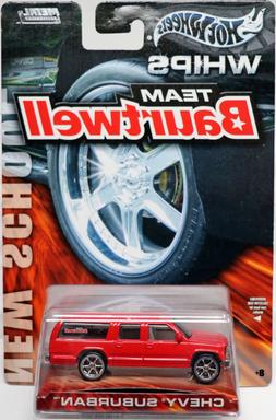 Chevy Suburban Truck SUV Extended Cab Hot Wheels Whips Team