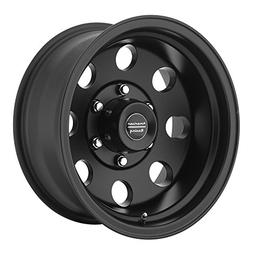 American Racing Custom Wheels AR172 Baja Satin Black Wheel