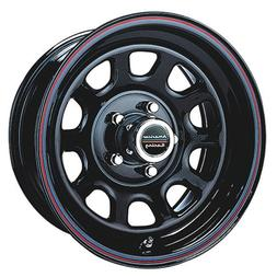 American Racing Custom Wheels AR767 Gloss Black Wheel With R