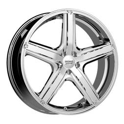 American Racing Custom Wheels AR883 Maverick Triple Chrome P