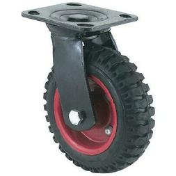 Steelex D2581 Swivel Heavy Duty Industrial Wheel, 8-Inch