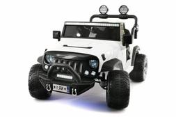 Explorer 2  Seater 12V Power Kids Ride-On Car Truck with R/C