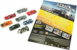 Fast & Furious Elite Diecast Vehicles, 8-Pack