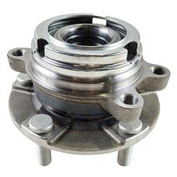 front wheel hub and bearing for nissan