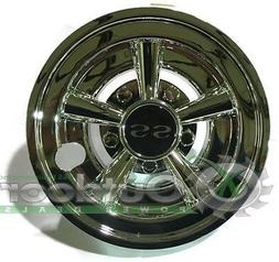"""Golf Cart SS Hubcaps Hub cap wheel cover For Models with 8"""""""