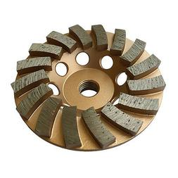 "Grinding Wheels for Concrete and Masonry 4"" Diameter 16 Turb"