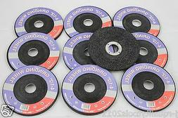 "20 PACK 4-1/2"" GRINDING WHEELS FIT DEWALT 4.5"" ANGLE GRINDER"