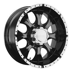 he791 maxx gloss black wheel with milled